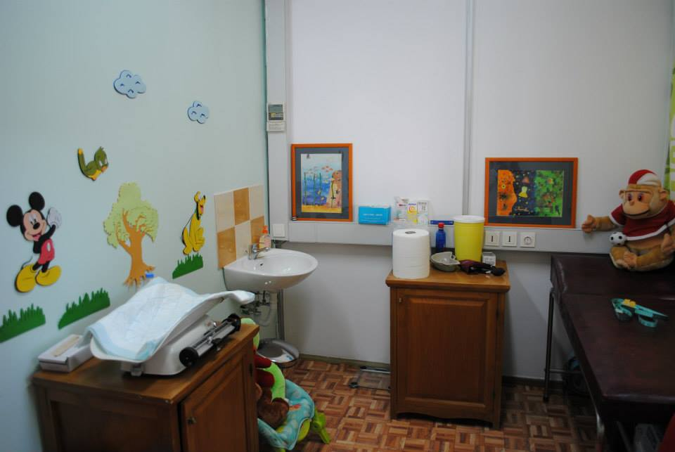 Κοινωνικό Ιατρείο Αλληλεγγύης | Παιδιατρικό