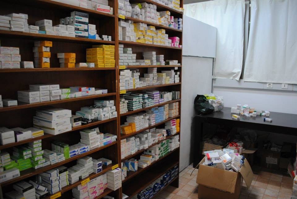 Κοινωνικό Φαρμακείο Αλληλεγγύης