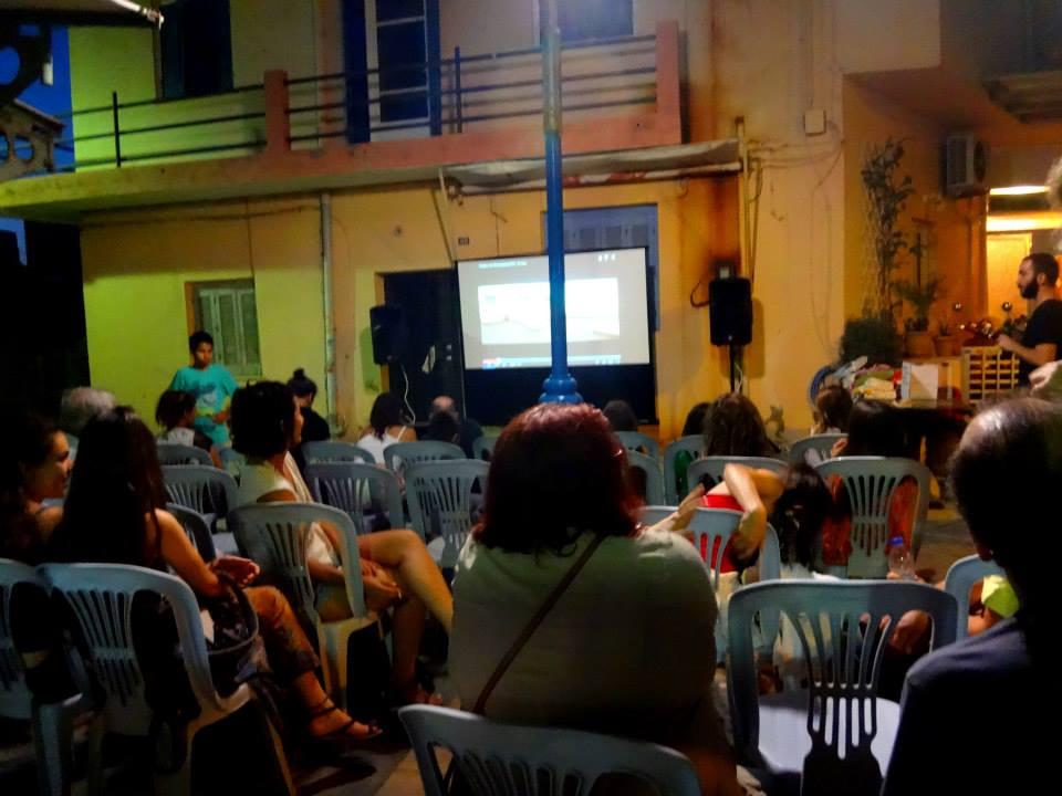 Δημόσια προβολή - συζήτηση του ντοκιμαντέρ «Το φάρμακο που σκοτώνει»