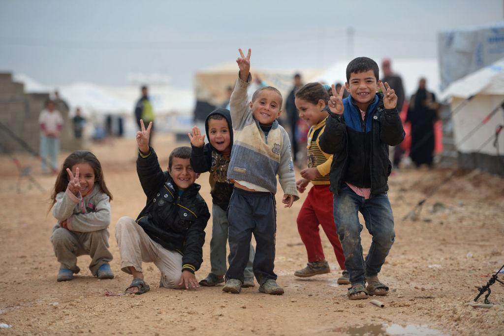 πρόσφυγες - παιδιά