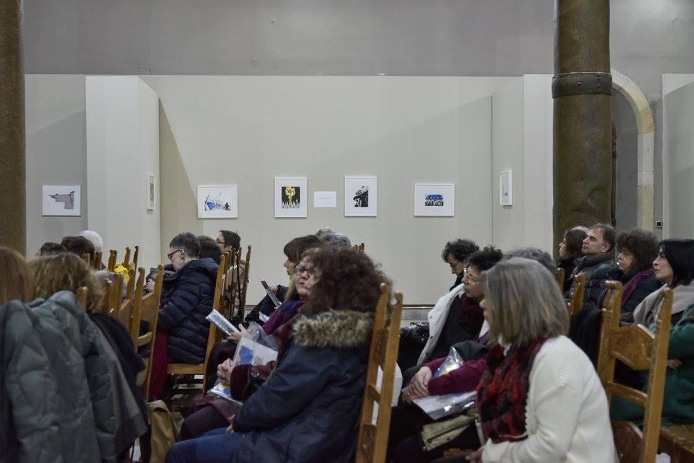 Εγκαίνια έκθεσης, παρουσίαση του βιβλίου «Made in Europe»