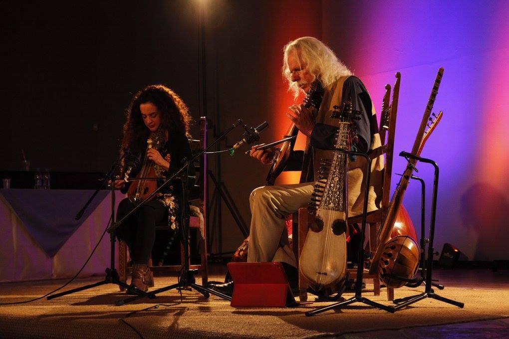 Μουσική συναυλία με τον Ross Daly