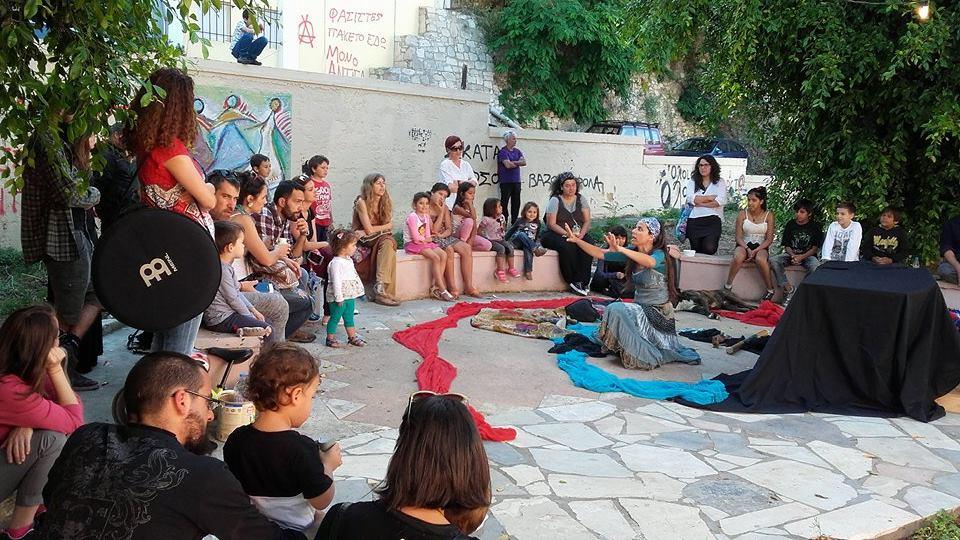 1ο Αντιρατσιστικό Φεστιβάλ Ηρακλείου